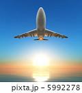 飛行機 5992278