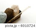 毛糸玉と編み棒 6010724