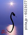 謹賀新年(巳年) - 太陽と蛇(写真バージョン・賀詞なし) 6023077