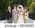 花嫁 記念写真 ファミリーの写真 6040685