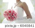 新婦 ウェディング ブーケの写真 6040841