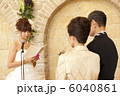 ウエディング 新婦 挙式の写真 6040861