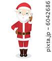 サンタさん クリスマスイブ サンタのイラスト 6042686