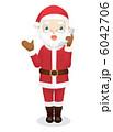 サンタさん クリスマスイブ クリスマスのイラスト 6042706