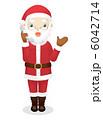サンタさん クリスマスイブ クリスマスのイラスト 6042714
