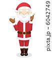 サンタさん クリスマスイブ サンタのイラスト 6042749