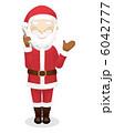 サンタさん クリスマスイブ サンタのイラスト 6042777