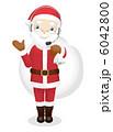 サンタさん クリスマスイブ サンタのイラスト 6042800