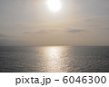 水平線の太陽 6046300