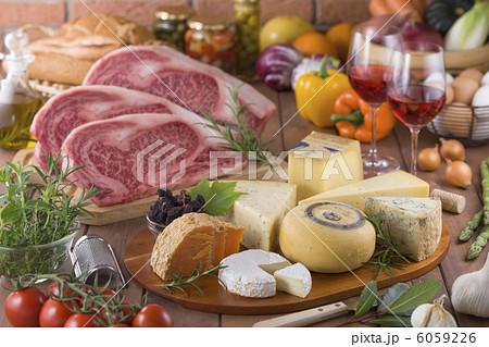 食品集合イメージ 6059226