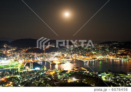 長崎の夜景 稲佐山 6076456