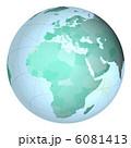 世界地図 地球儀 地球のイラスト 6081413
