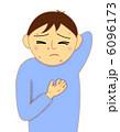 アレルギー 痒い 男の子 6096173