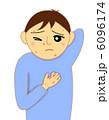 アレルギー 痒い 男の子 6096174