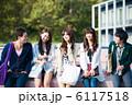 グループ 友達 学生の写真 6117518