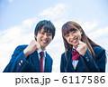 高校生 女子 男子学生の写真 6117586