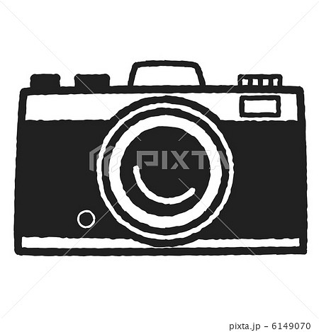 カメラのイラスト素材 6149070 Pixta