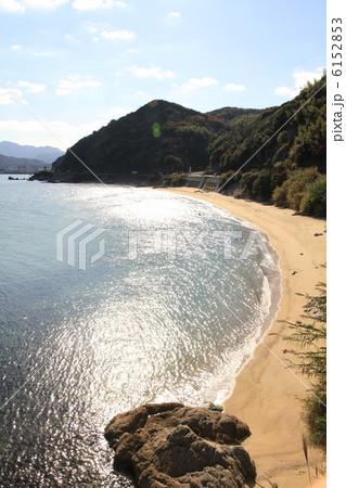 淡路島の海岸線 6152853