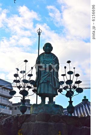空海の像(四天王寺/大阪市天王寺区) 6156696