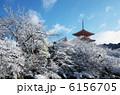 清水寺・雪景色 6156705
