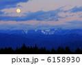 夕月 月 満月の写真 6158930