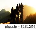 城 城郭 お城のイラスト 6161254