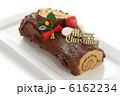 ロールケーキ ブッシュドノエル ブッシュ・ド・ノエルの写真 6162234