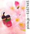 雛飾り お雛様 雛人形の写真 6167445