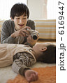 幼児 撮影 父親の写真 6169447
