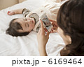 撮影 幼児 お昼寝の写真 6169464