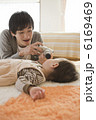幼児 撮影 父親の写真 6169469