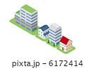 不動産 一戸建て 住居のイラスト 6172414