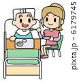 食事介護 6179745