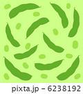 えだまめ エダマメ 枝豆のイラスト 6238192