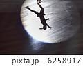 アイススケート シルエット 影の写真 6258917