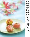 お茶菓子 生菓子 菓子の写真 6274850