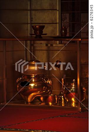 豊臣秀吉の「黄金の茶器(複製)」(MOA美術館/静岡県熱海市桃山町) 6276345