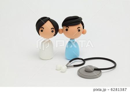 かわいいお医者さん 6281387