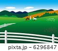 北海道-牧場 6296847