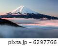 御坂峠からの富士山 6297766