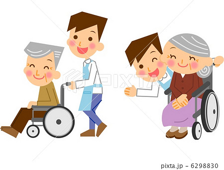 介護士 男性 6298830