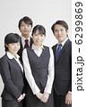 ビジネスウーマン OL ビジネスマンの写真 6299869
