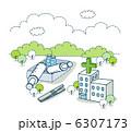 医療 医学 注射器のイラスト 6307173