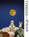 中秋の名月 満月 月の写真 6309921