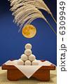 十五夜 中秋の名月 月の写真 6309949