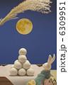 中秋の名月 十五夜 月の写真 6309951