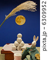 中秋の名月 十五夜 月の写真 6309952