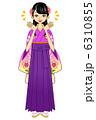 卒業 卒業式 袴のイラスト 6310855