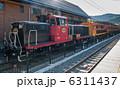 嵯峨野観光線 嵯峨野トロッコ列車 嵯峨野線の写真 6311437