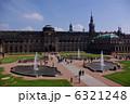 中庭 ツヴィンガー宮殿 庭園の写真 6321248